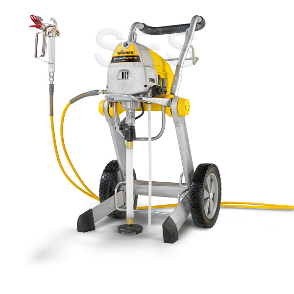 wagner project pro 119 230v airless spray unit ebay